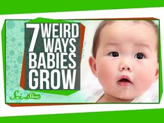 7 Weird Things That Happen Before You're 7 - YouTube