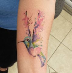 45 Hummingbird Tattoo Ideas For Women That Are Spectacular