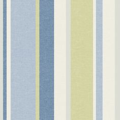 Brewster Wallcovering Simple Space 2 Blue Non-Woven Stripes Wallpaper