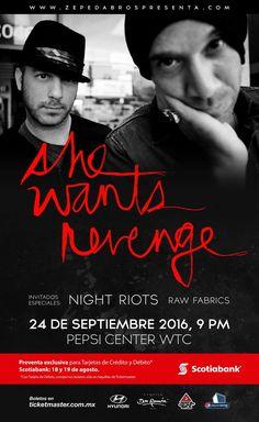 She Wants Revenge regresa a México, todos recordamos su álbum debut homónimo…