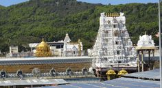 Why did the Tirumala temple lock refused to open one fine day?