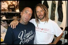 Jay Adams and Tony Alva now
