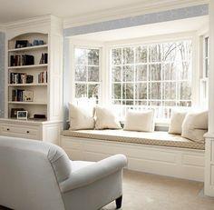 window bay seat - Google zoeken