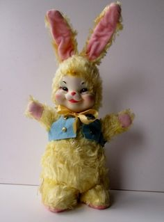 The Rushton Company Easter Bunny Rabbit Vintage