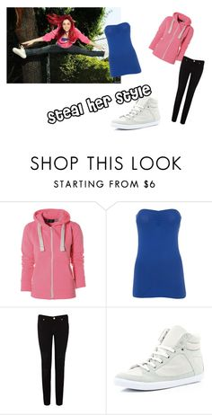 """Ariana Grande 2- Steal Her Style"" by musicmylife999 ❤ liked on Polyvore featuring AX Paris, Warehouse, River Island and Stealherstyle"