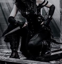 Queen Aesthetic, Badass Aesthetic, Princess Aesthetic, Book Aesthetic, Character Aesthetic, Mode Emo, Mode Punk, Foto Fantasy, Dark Fantasy Art