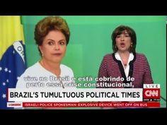 Glenn Greenwald fala à CNN sobre o Brasil