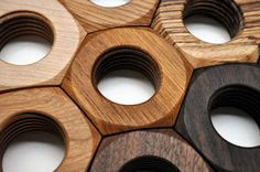 Referências: Referências Hexagonais