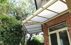 Aluminium outdoor Awnings Sydney
