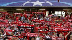 SL Benfica-CSKA Moscovo: Bilhetes à venda esta quarta-feira - Site Oficial SL Benfica