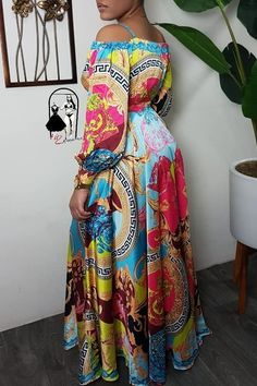 African Maxi Dresses, Latest African Fashion Dresses, African Dresses For Women, African Print Fashion, Funky Dresses, Wholesale Clothing, Stylish Dress Designs, Cheap Shoes, Maxi Dresses