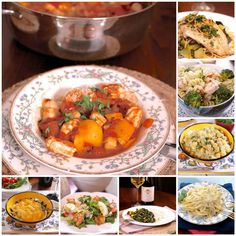 50+ Meatless Meals For Lent, here are over 50 of our favorite meatless meals; seafood & pasta dishes, vegetarian options & salads hearty enough for a meal.