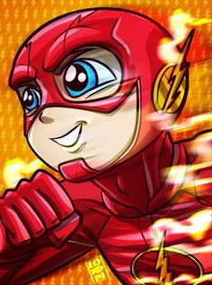 The Flash Lord Mesa