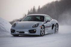 2015 Porsche Camp4 in Quebec