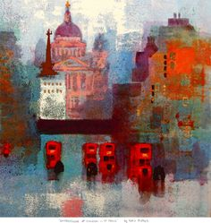 EXPRESSION ST PAULS by Colin Ruffell