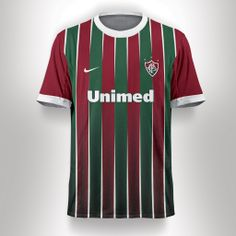 Camisa Tricolor Fluminense F.C. Alternativo Nike #camisa #fluminense #alternativa