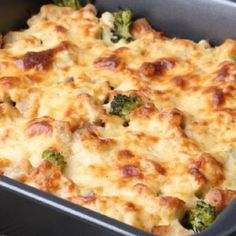Try this inexpensive and fresh version of a chicken casserole--no need for processed soups or sauces.