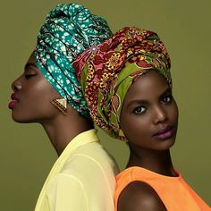 AFROKLECTIC — devoutfashion: Fanm Djanm Headwraps by Paola Mathe