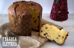 PANETTONE MILANESE fragolaelettrica.com Le ricette di Ennio Zaccariello #Ricetta #Natale