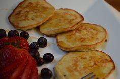 The Tasty Alternative: 3-Ingredient Grain Free Banana Pancakes (SCD, Paleo, GAPS)