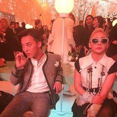 Lee Jong Suk, Park Shin Hye, G-Dragon, Yoona, and more attend star-studded Chanel fashion show in Seoul Hyun Suk, Jong Suk, Lee Jong, K Pop, Cl Rapper, Gd And Cl, Chaelin Lee, Chanel Fashion Show, Cl 2ne1