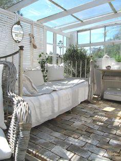 Det mysiga Heestrand: Sommarlov Summer glass house love!