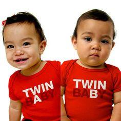 Twins! t-shirts