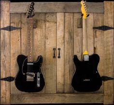 Stylish Handmade Interpretations of Old School Classics and New School Originals Old School, Music Instruments, Guitar, The Originals, Musical Instruments, Guitars