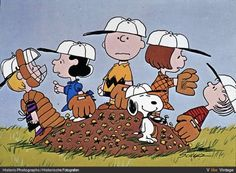 The Peanuts Gang