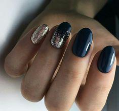 Cute Nails, Pretty Nails, Hair And Nails, My Nails, Make Me Up, How To Make, Cute Nail Designs, Nail Trends, Winter Nails