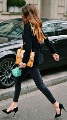 Camel Snakeskin Print Bag #Bag