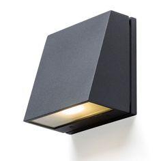 Rendl GIGI R10399 Nástěnné venkovní svítidlo | svetlo-svitidla-osvetleni.cz