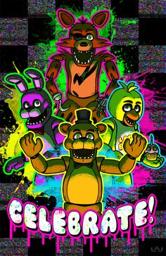 Five Nights At Freddy's by Red-Flare.deviantart.com on @deviantART