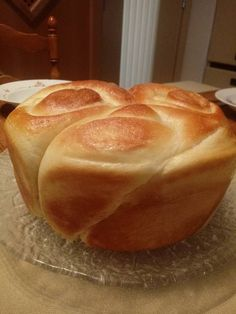 Ring Cake, Croissant, Bread Baking, Scones, Food And Drink, Pudding, Sweets, Cooking, Breads