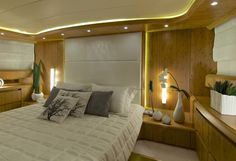 Luxury CUDU - Motor Yacht