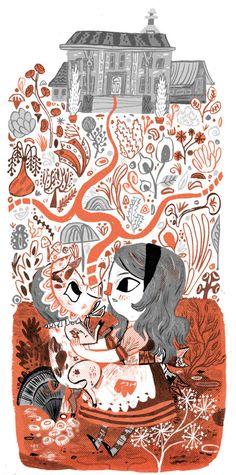 Meg Hunt - Alice in Wonderland