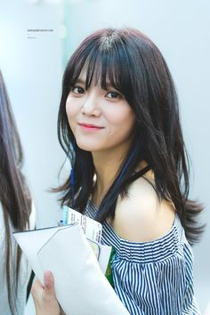 AOA Jimin at Incheon Airport