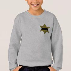 Customizable EOW Sheriff Deputy Youth Sweatshirt