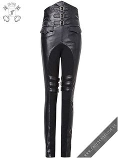 K-233 Control Freak trousers punk rave | Fantasmagoria.eu - Gothic Fashion boutique