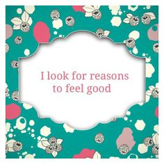 Affirmation Card: #feelgood #wellbeing #ThoughtfulApp