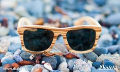 Each pair of Proof sunglasses is handcrafted from natural woods. The frames combines inspiration from classic silhouettes with a modern structure. These sunglasses create a confident, smooth and completely unique appearance.