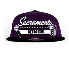 Sacramento Kings Snapback (We can provide 10% discount for you if you can share our website with facebook and other tools)
