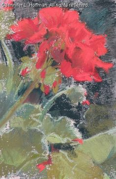 Pastel Paintings by Artist Jennifer L. Hoffman