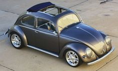 1957 VW Beetle Sunroof Show Car For Sale @ Oldbug.com
