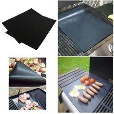 BBQ Non-Stick Hot Surface Grill Mat