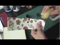 Video Aula: Caixa de Costura   Livia Fiorelli   LifeArtesanato