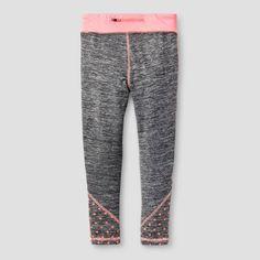 Girls' Athleisure Legging Cat & Jack™ - Black : Target
