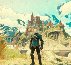 [Dream] The Witcher 3 Blood and Wine (x-post from /r/witcher)