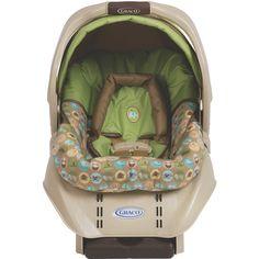 Graco SnugRide Infant Car Seat, Zooland - Walmart.com