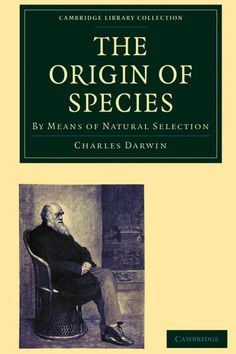 Which books are the most influential books ever written? Let's find out when the books were written and what inspired the authors. You better read! Cambridge Library, Origin Of Species, Natural Selection, Charles Darwin, Author, Writing, The Originals, Reading, Books